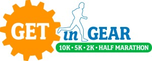 Get in Gear 5k April 27, 2013